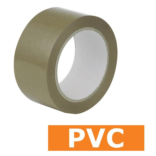 Nastro Adesivo PVC Avana (Marrone)
