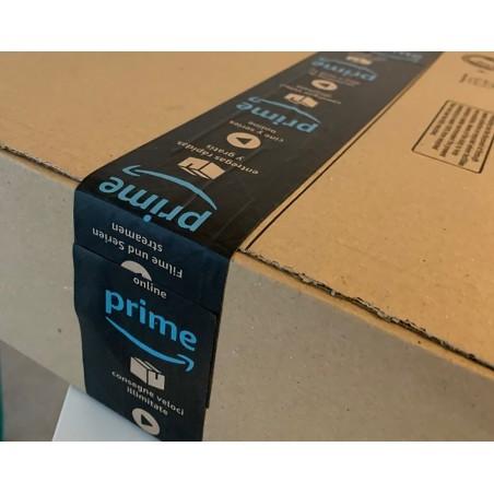 Nastro adesivo personalizzato in carta rinforzata (tipo Amazon)
