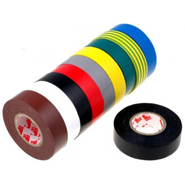 Nastro isolante SCAPA - 9 colori - 15X10