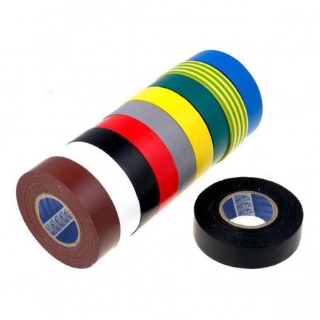 Nastro isolante ACIT - 9 colori - 15mm x 10mt