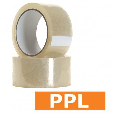 Nastro Adesivo Trasparente PPL - 132 mt x 50 mm