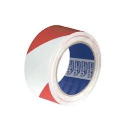 Nastro Segnaletico Rosso e Bianco - 200mt x 70mm
