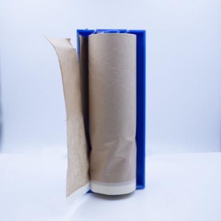 Carta Mask Accoppiata con carta kraft protettiva - 20mt x 300mm