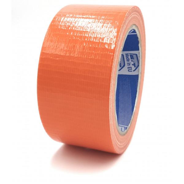 Nastro telato americano - arancio - 50mm x 25mt