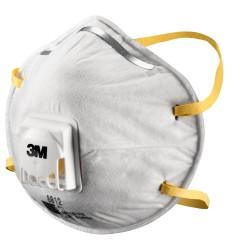 3M™ Respiratore monouso 8812, FFP1 NR D, con valvola
