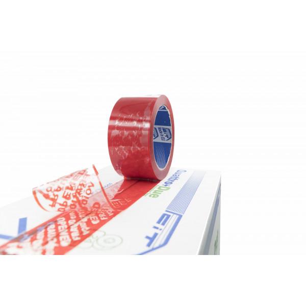Nastro Adesivo Antieffrazione - 50mt x 50mm