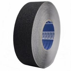 Antisdrucciolo nero calpestatile con scarpe - 18,3 mt x 15 mm