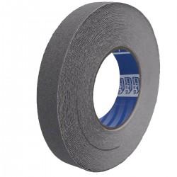 Antisdrucciolo grigio calpestabile - 18,3 mt x 25 mm