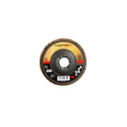 3M™ Cubitron™ II 967A Dischi Lamellari 115 mm 40+ PN 65066