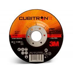 3M™ Cubitron™ II Disco da sbavo T27 115mm PN94003