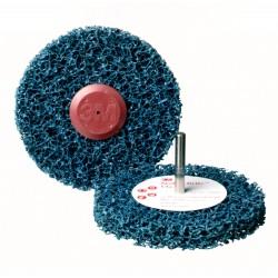 Scotch-Brite™ CG-ZS Clean & Strip Dischi 150 mm 13 mm 8 mm S XCS PN 57017