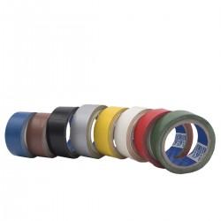 Nastro telato americano - 8 colori - 19mm x 2,75mt
