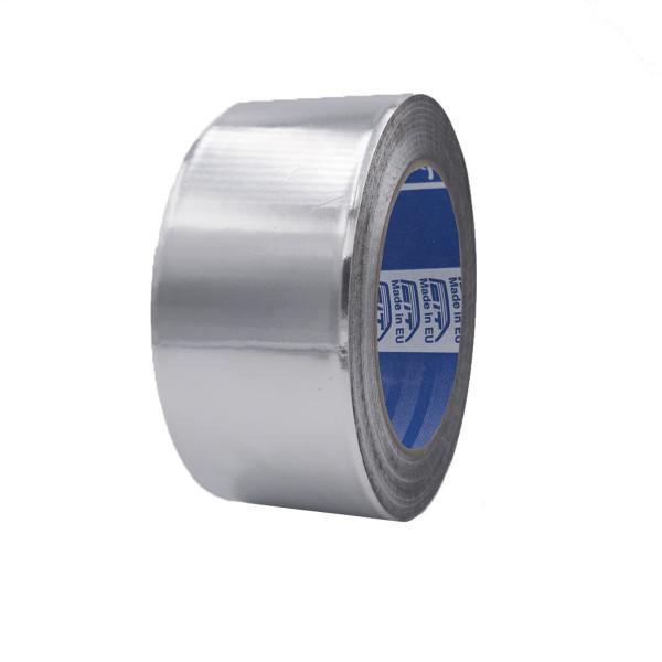 Nastro alluminio senza liner - 50 mm x 50 mt