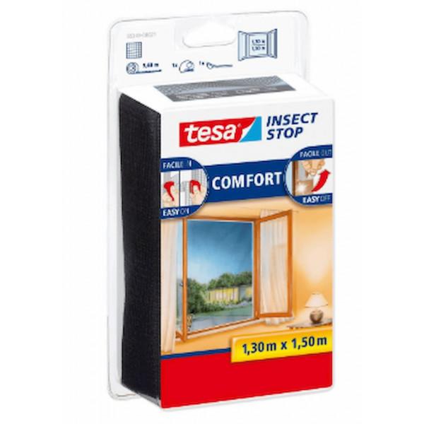 TESA 55343 Insect Stop Zanzariera Attacca & Stacca