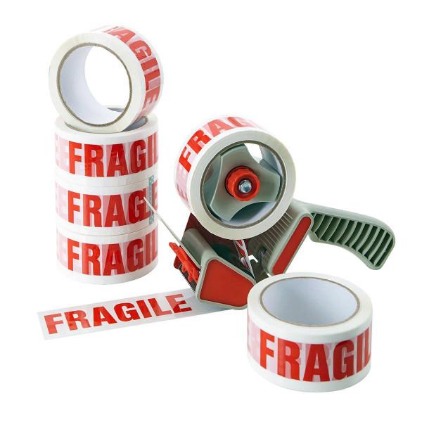 Nastro Adesivo Stampato Fragile