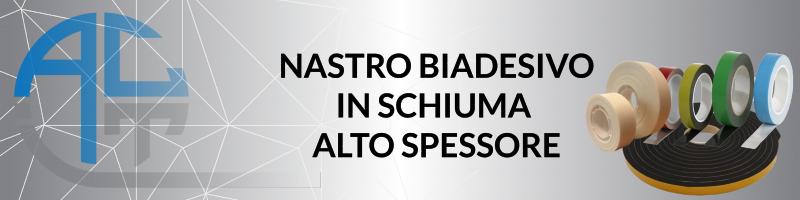 Nastri Biadesivi In Schiuma - Alto Spessore