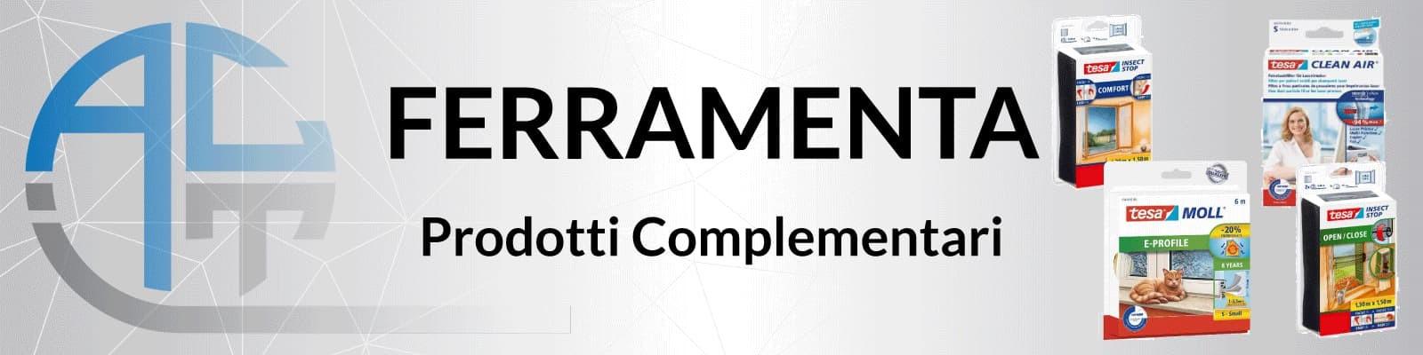 Prodotti complementari per ferramenta