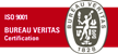Certificata ISO 9001:2015